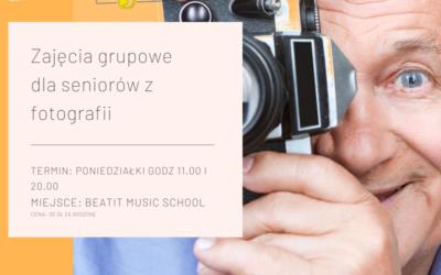 Zajęcia grupowe: Seniorzy fotografia